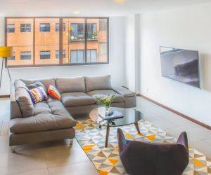 Gibraltar 301 Living Room